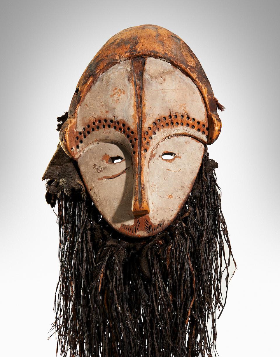 Rare Fang Mask, Gabon