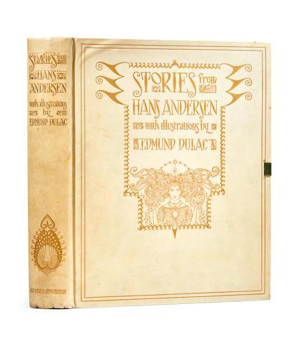 DULAC, EDMUND. 1882-1953. ANDERSEN, HANS CHRISTIAN. 1805-1875. Stories from Hans Andersen. London: Hodder & Stoughton, 1911.