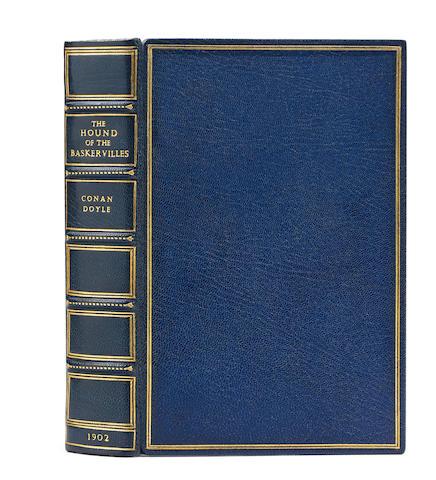 DOYLE, ARTHUR CONAN. 1859-1930. The Hound of the Baskervilles. London: George Newnes Ltd., 1902.