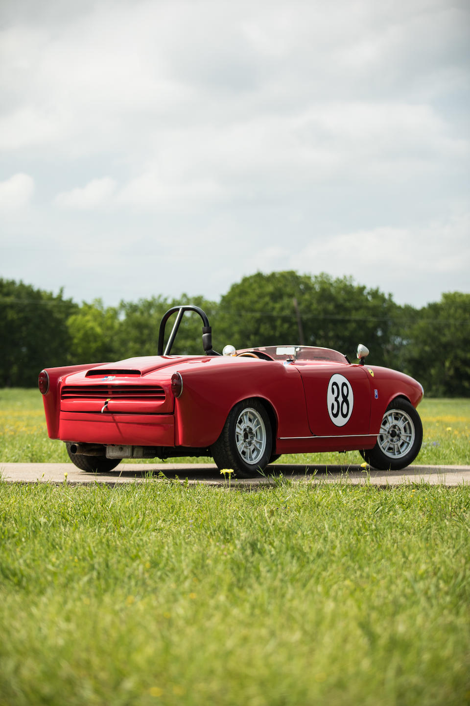 <b>1959 Abarth Allemano Spyder</b><br />Chassis no. 100-502156