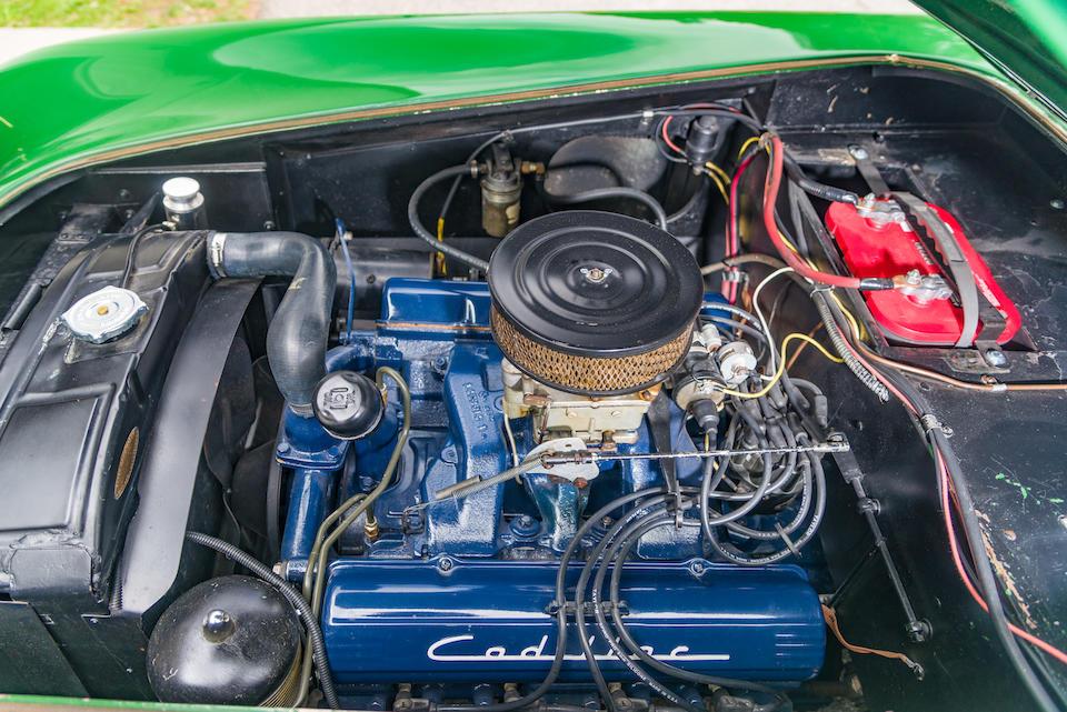 <b>1953 Allard K3</b><br /> Chassis no. K3/3192