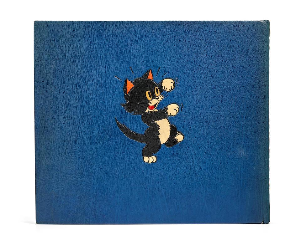 WALT DISNEY STUDIOS.  The Three Orphan Kittens. London: Dean & Son, 1935.