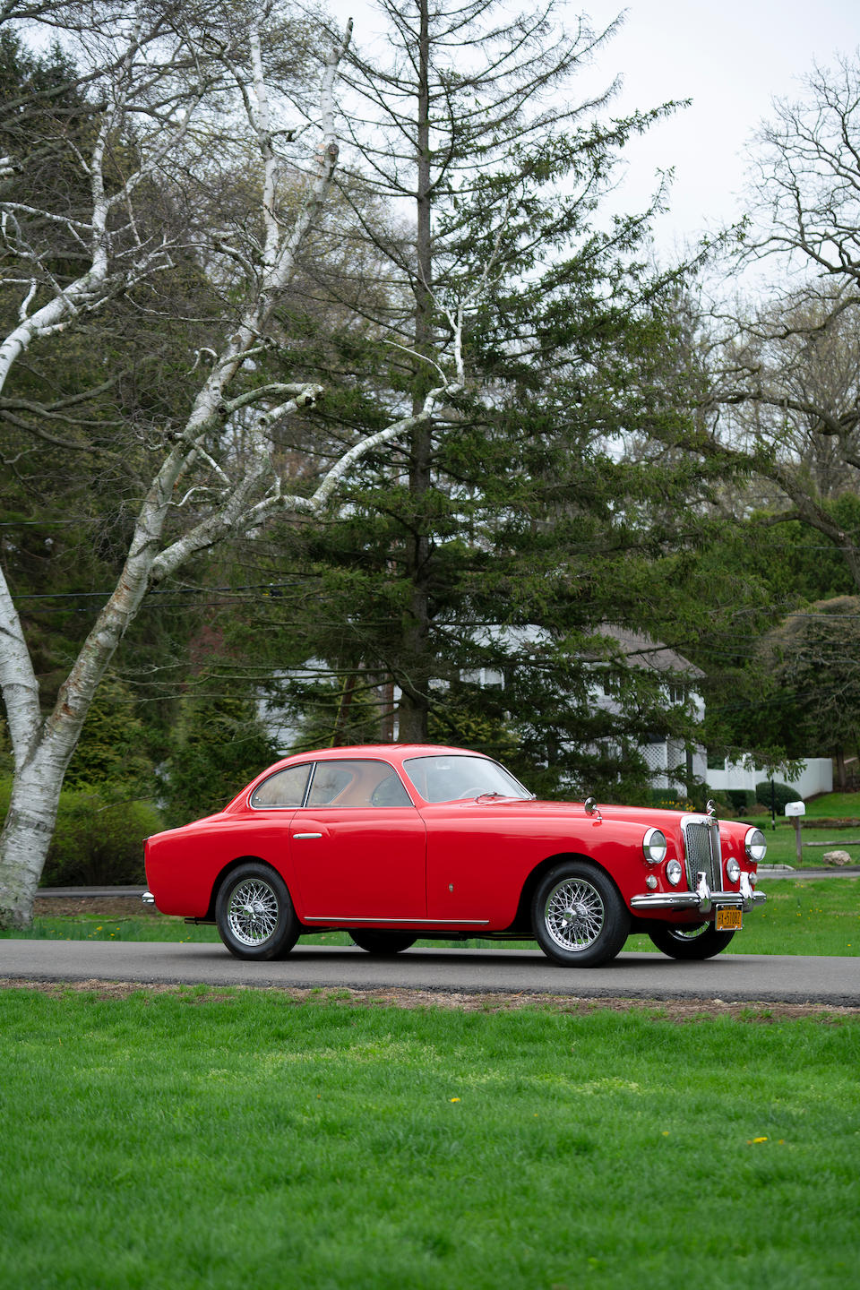 <b>1953 Arnolt-MG Coupe</b><br />Chassis no. 27581