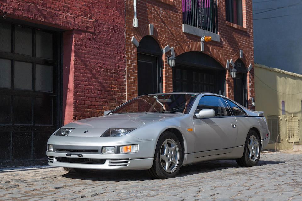 Bonhams : 1990 Nissan 300ZX Twin Turbo