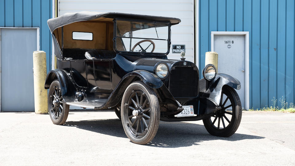 <b>1918 Dodge Brothers Model 30 Five Passenger Touring</b><br />Engine no. 233429