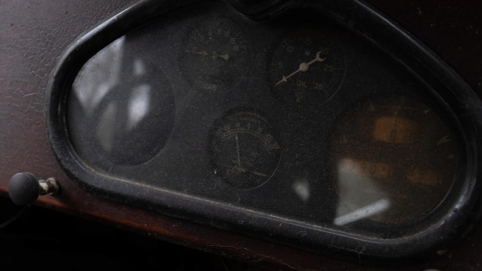 <b>1923 Marmon Model 34 Speedster</b><br />Chassis no. 2230097