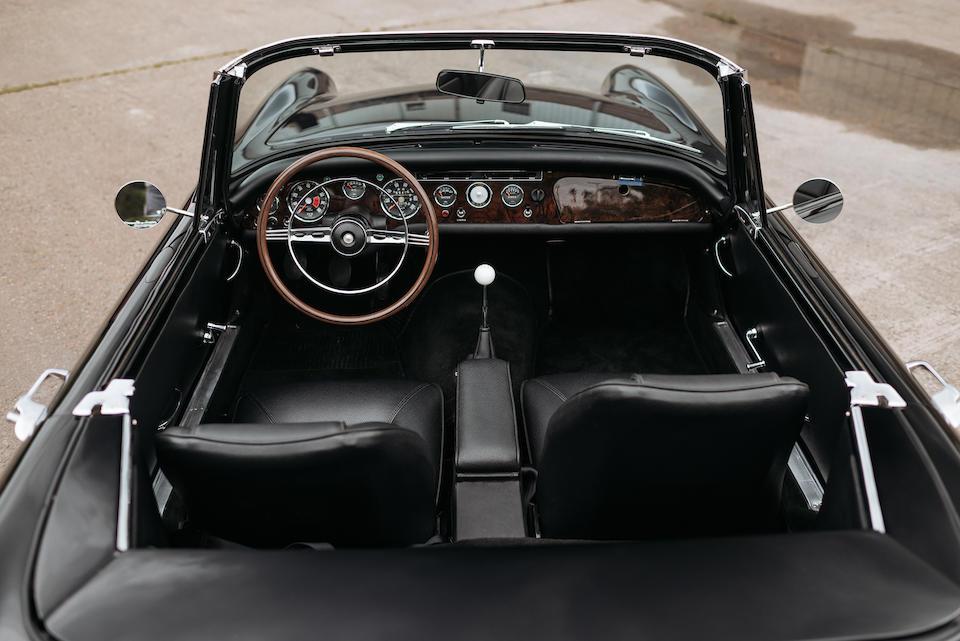 <b>1965 Sunbeam Tiger MKI</b><br />Chassis no. B9471991LRXFE