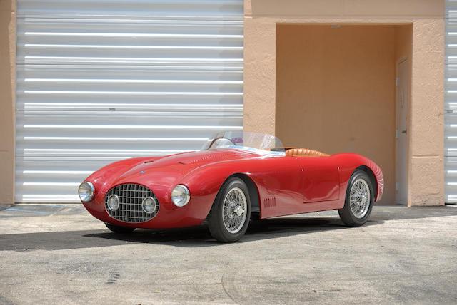 <b>c.1954 Fiat OSCA Barchetta</b><br />Chassis no. 0040651