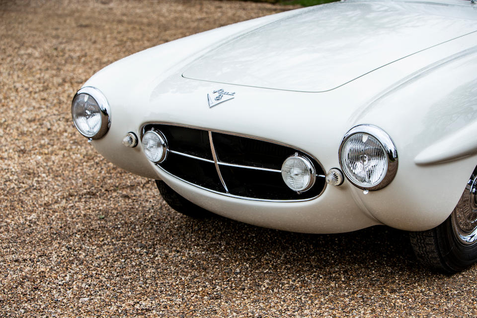 <b>1953 Fiat 8V Supersonic</b><br />Chassis no. 106.000043