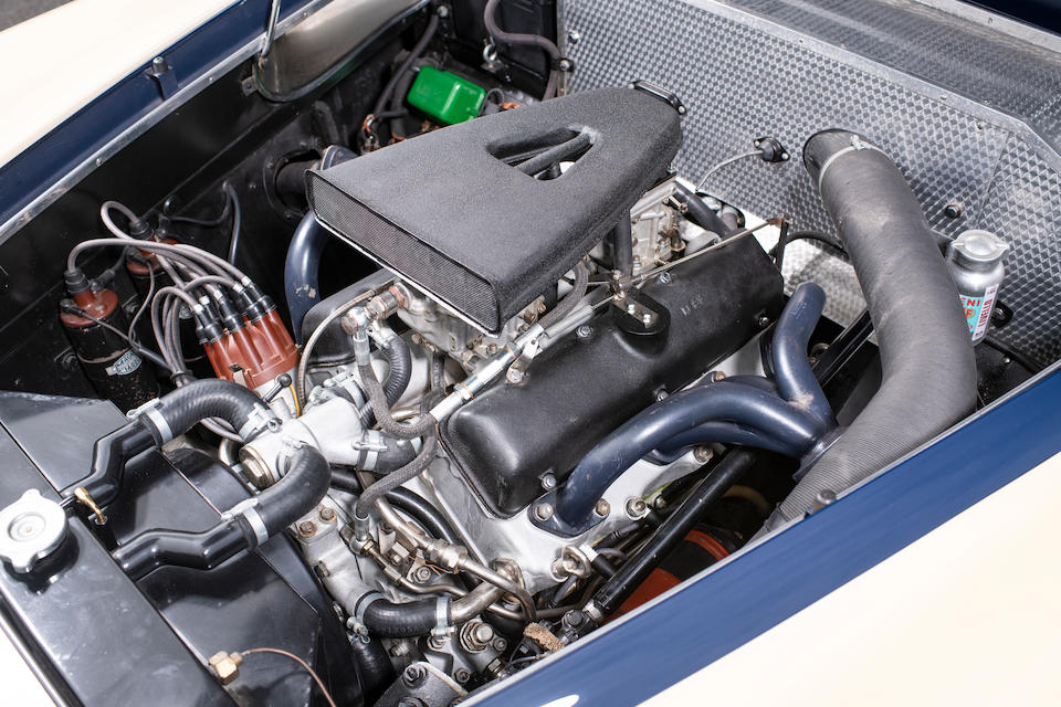 <b>1952 Siata 208 CS 2+2 Berlinetta</b><br />Chassis no. CS507L<br />Engine no. CS023