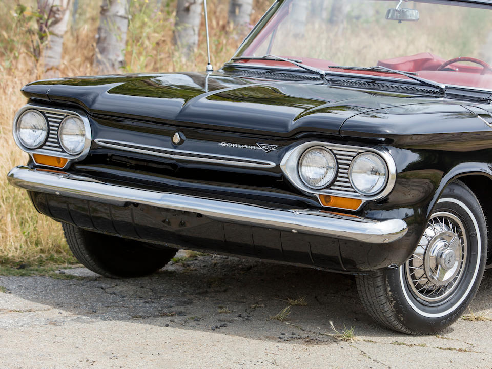 <b>1963 Chevrolet Corvair Turbo Monza Spider</b><br />Chassis no. 30967L18178