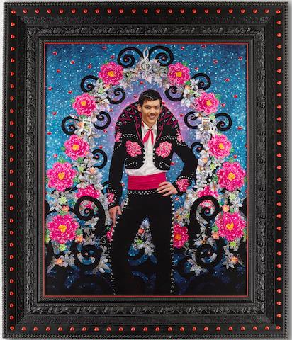 Pierre et Gilles (born 1950; 1953); Le Chanteur de Mexico;