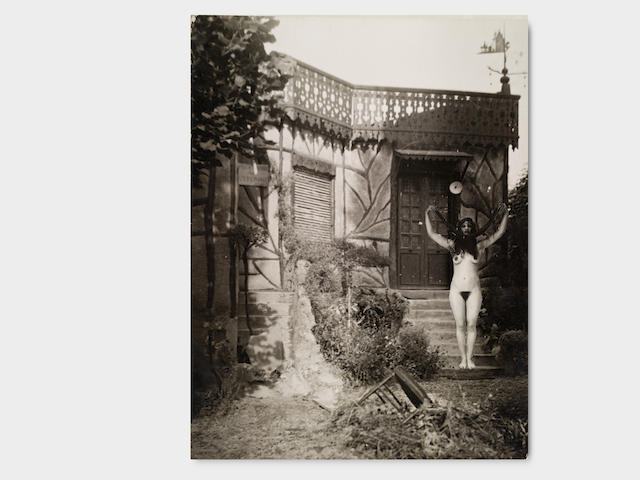 Dora Maar (1909-1997); Villa à Vendre;