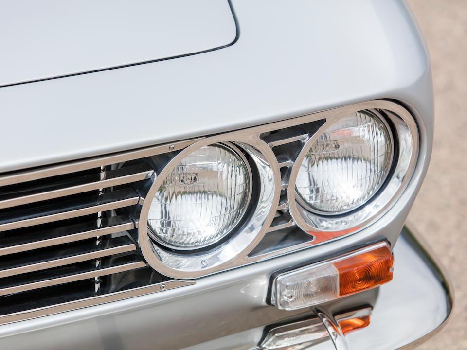 <b>1967 OSI 20M TS</b><br />Chassis no. EX54GE01574