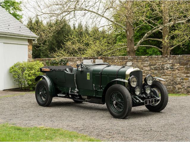 1930 Bentley Speed Six 'Le Mans Replica' Tourer  Chassis no. SB2754 Engine no. SB2763