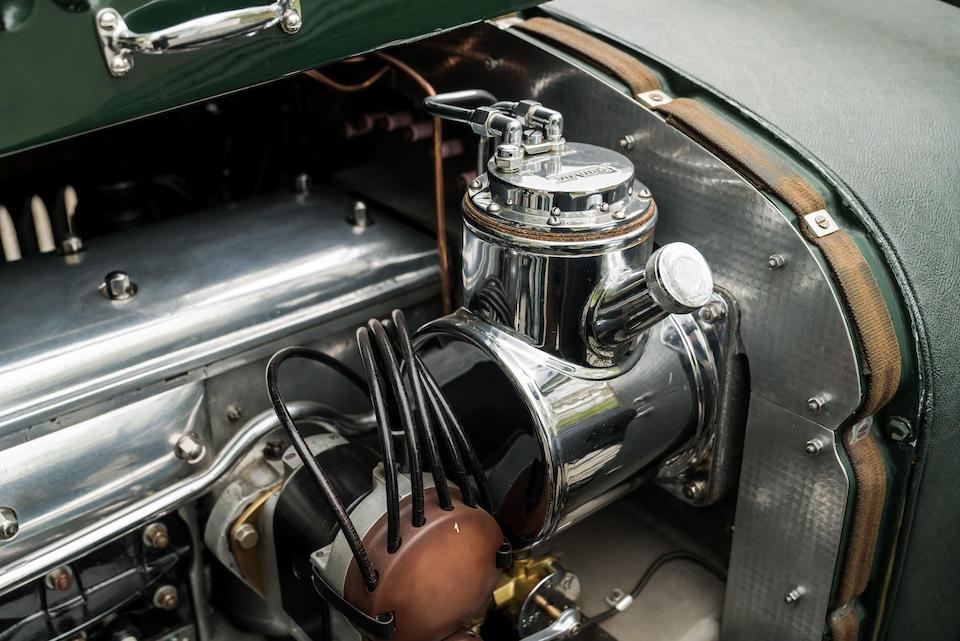 <b>1930 Bentley Speed Six 'Le Mans Replica' Tourer</b><br />Chassis no. SB 2754<br />Engine no. SB 2763