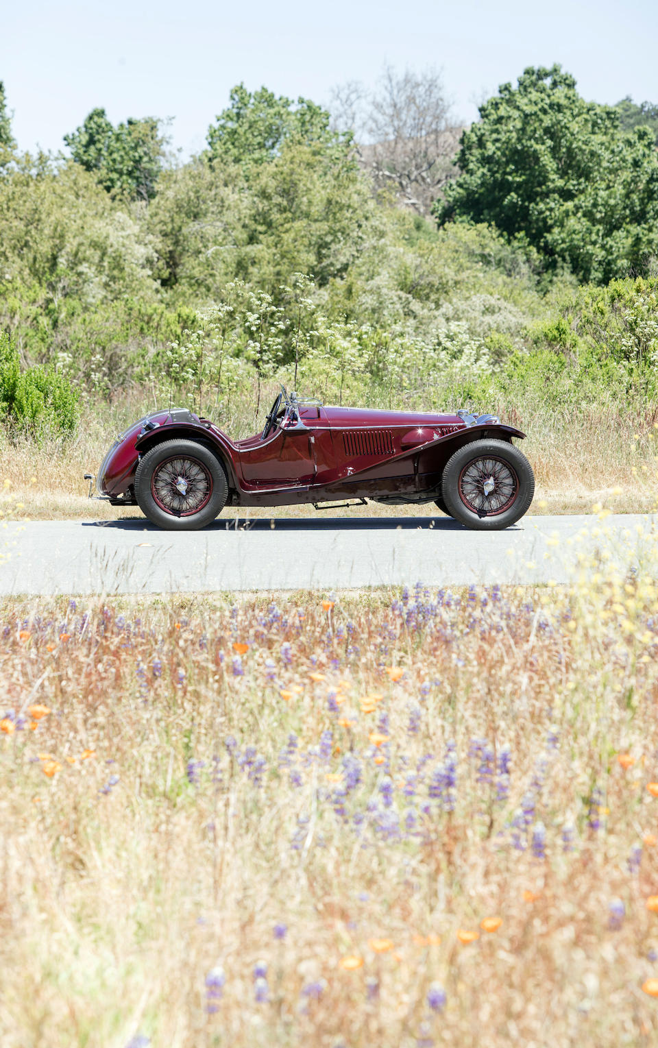 <b>1935 Riley MPH Two-Seater Sports</b><br />Chassis no. 44T 2255 (see text)<br />Engine no. 6F-2577 (see text)