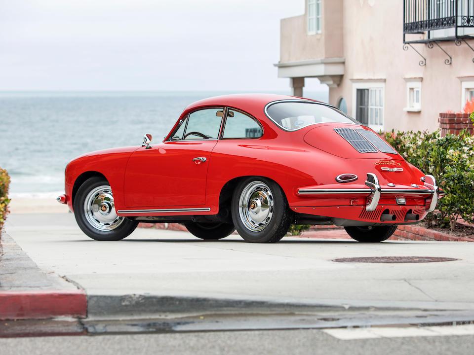 1963 Porsche 356 Carrera 2 GS Coupe  Chassis no. 124097 Engine no. P97249