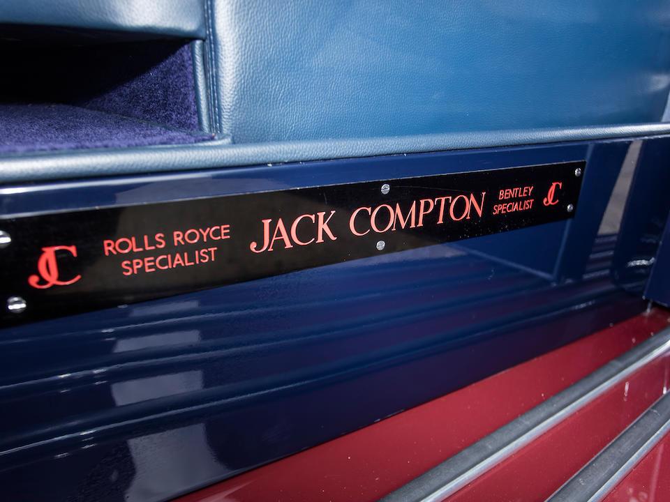 <b>1932 Rolls-Royce Phantom II Dual-Windshield Phaeton</b><br />Chassis no. 148 MS<br />Engine no. T15