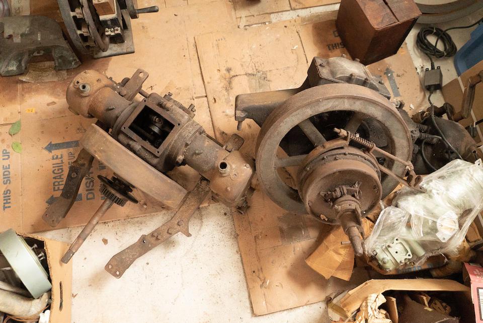 <b>1903 Ford Model 'A'</b><br />Engine no. 280