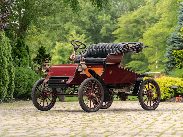 <b>1903 Ford Model 'A'</b><br />Engine no. 280