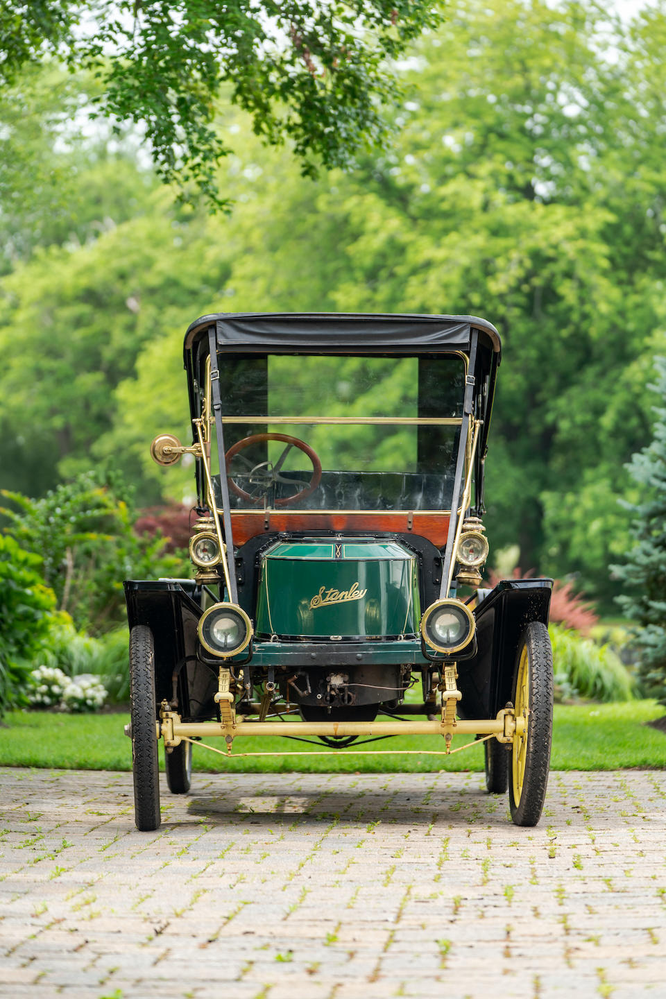 <b>1910 Stanley Steamer 10hp Tourer</b><br />Chassis no. 5494