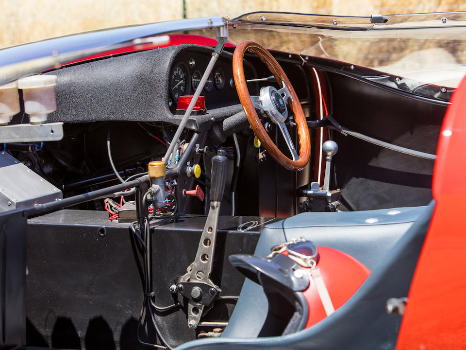 <b>1965 Shelby/De Tomaso P70 Can-Am Sports Racer</b><br />Chassis no. P70-001