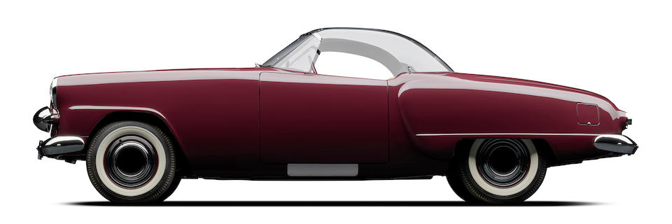 <b>1947 Studebaker Gardner Special</b><br />Chassis no. G222901