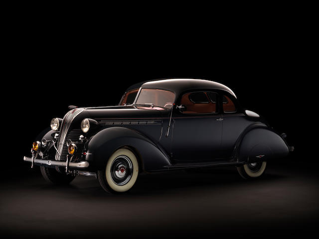 <b>1937 Hudson Terraplane Business Coupe</b><br />Chassis no. 7149279