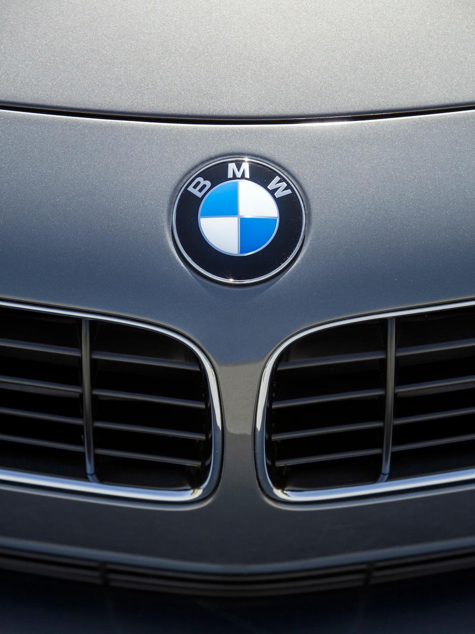 <b>2003 BMW Z8 Roadster</b><br />VIN. WBAEJ13403AH62055