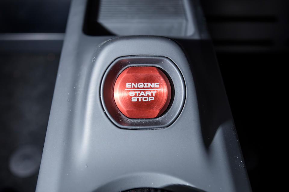 <b>2017 Ford GT '66 Heritage Series</b><br />VIN. 2FAGP9CW0HH200047