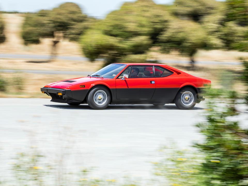 <b>1974 Ferrari Dino 308 GT4</b><br />Chassis no. 10746