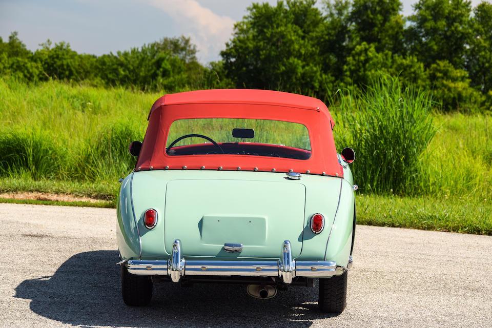 <b>1955 Swallow Doretti</b><br />Chassis no. 11101110<br />Engine no. TS2878E