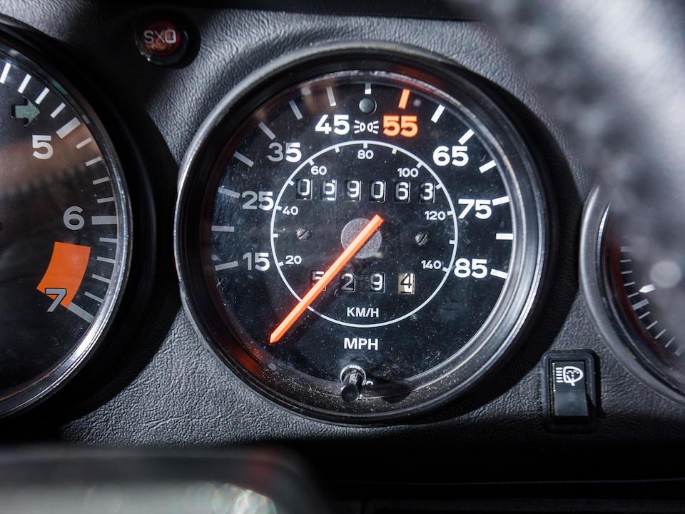 <b>1982 Porsche 911SC 3.0 Targa</b><br />VIN. WP0EA0918CS160795<br />Engine no. 64C1637