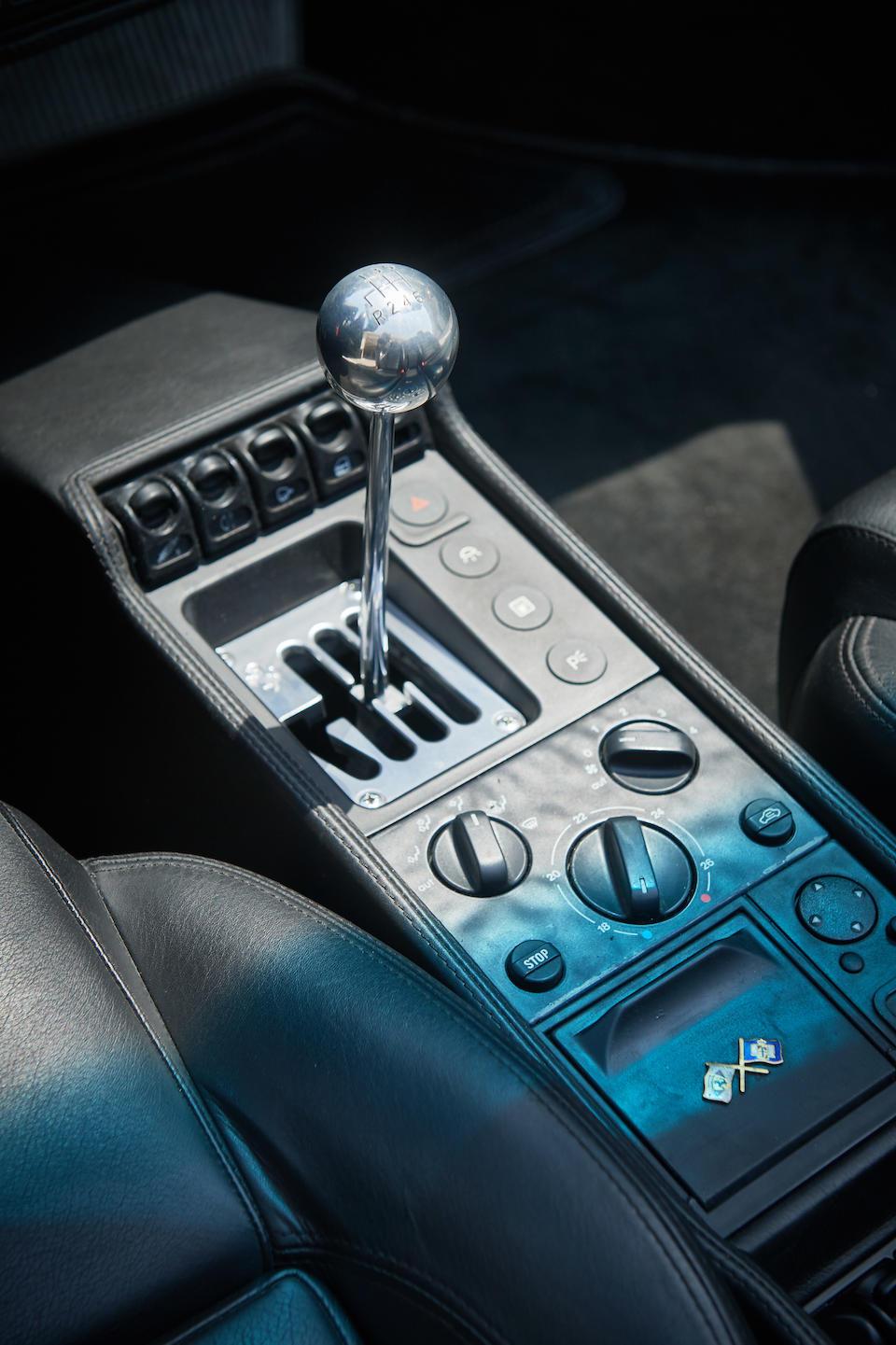 <b>1995 Ferrari F355 Spider<br />Design by Pininfarina</b><br />VIN. ZFFPR48A1S0104008