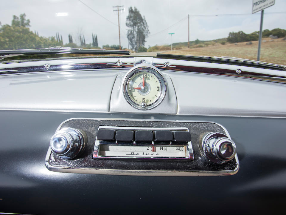 <b>1950 Oldsmobile 88 Holiday Coupe</b><br />Chassis no. 508W9128