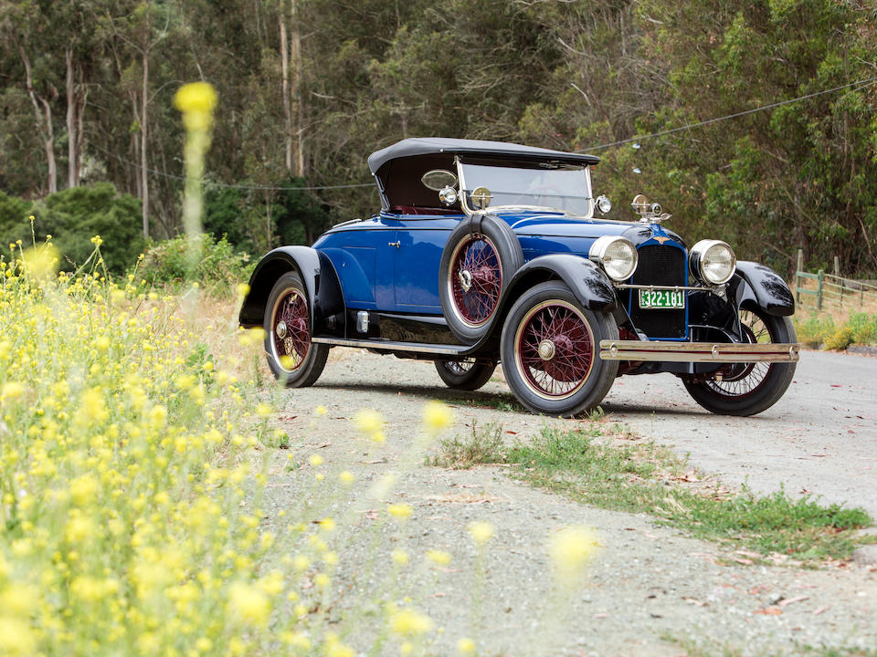 <b>1924 Duesenberg Model A Roadster</b><br />Chassis no. 1003<br />Engine no. 1392