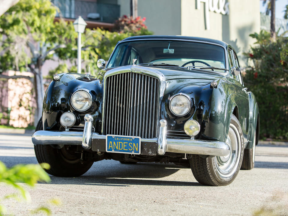 <b>1958 Bentley S-Type Continental Flying Spur</b><br />Chassis no. BC22LEL