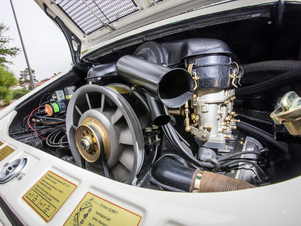 <b>1967 Porsche 911 2.0 Coupe</b><br />Chassis no. 306528<br />Engine no. 909869