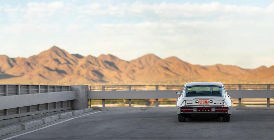 <b>1972 Citro&#235;n SM</b><br />Chassis no. 00SB8050