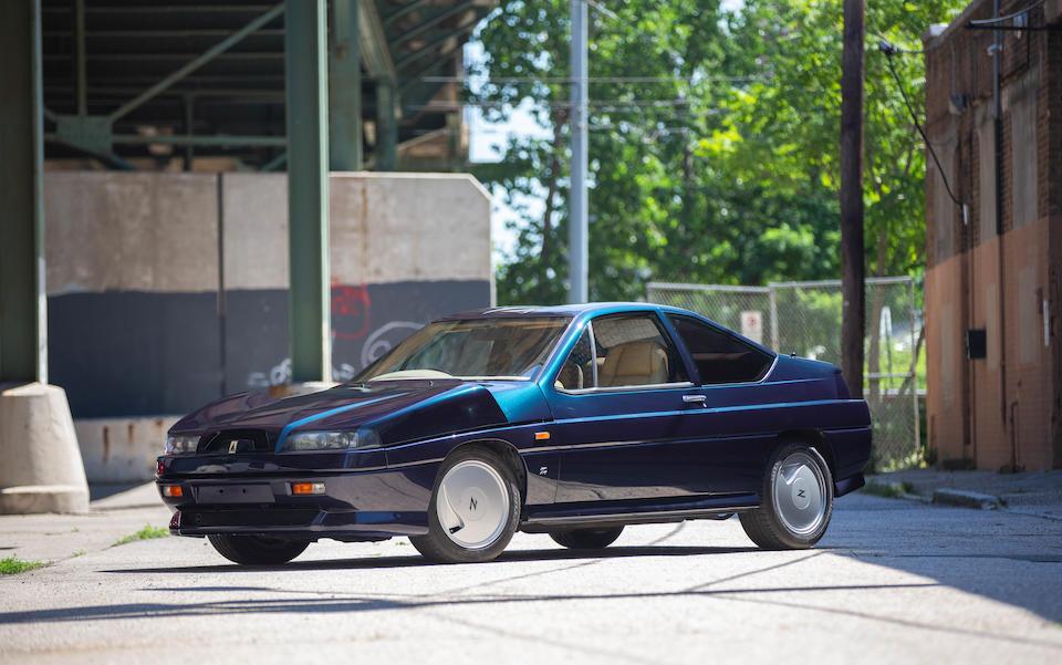 <b>1991 Autech Zagato Stelvio AZ1</b><br />Chassis no. AZ1-0081