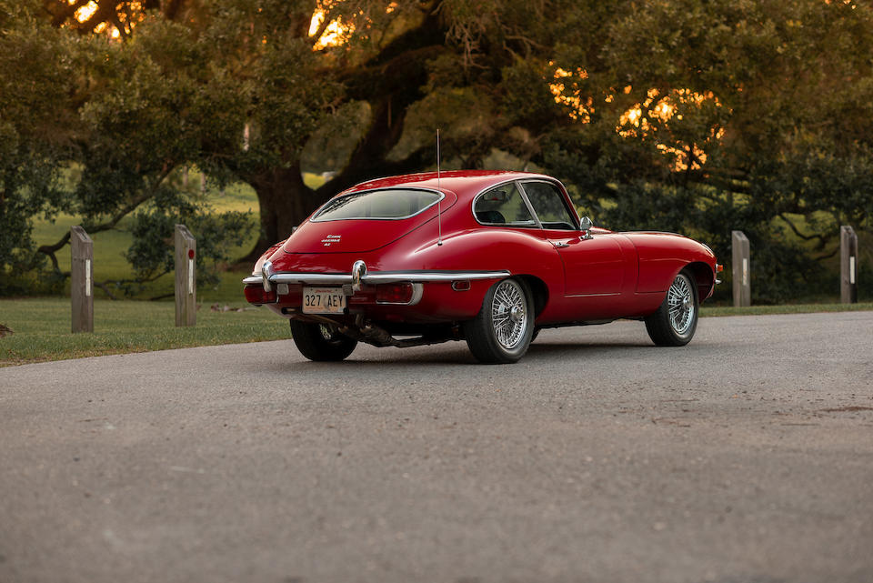 <b>1969 Jaguar E-Type Series II 4.2 Coupe</b><br />Chassis no. 1R26912<br />Engine no. 7R83189 (see text)