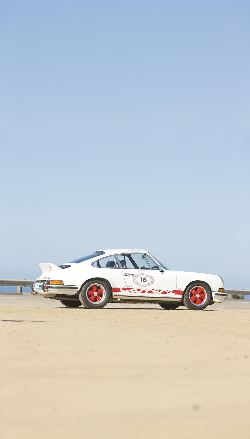 <b>1973 Porsche 911 CARRERA RS 2.7</b><br />Chassis no. 9113601446<br />Engine no. 6631401 (see text)