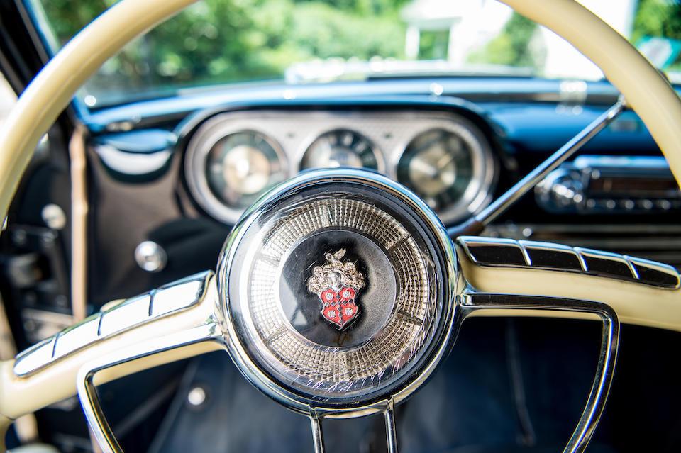 <b>1953 Packard Caribbean Custom Convertible</b><br />Chassis no. L411551
