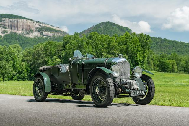 <b>1931 Bentley 4½ Liter Supercharged Birkin Le Mans Replica</b><br />Chassis no. MS 3942<br />Engine no. MS 3950 (see text)