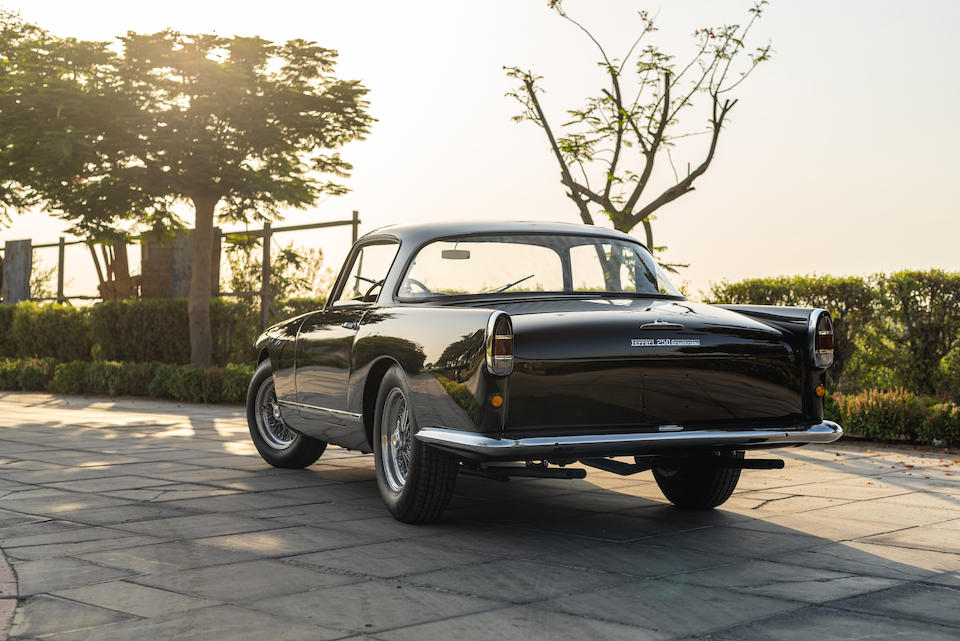 <b>1958 Ferrari 250 GT Coupe</b><br />Chassis no. 0861GT <br />Engine no. 0861GT