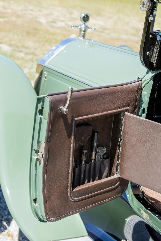 <b>1919 Pierce-Arrow Model 31 Five-Passenger Tourer</b><br />Chassis no. 311206<br />Engine no. 314026