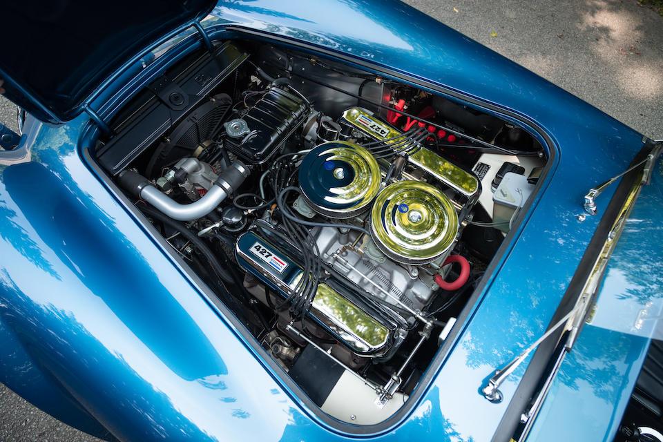<b>1965 Shelby 427 Cobra</b><br />Chassis no. CSX 3104