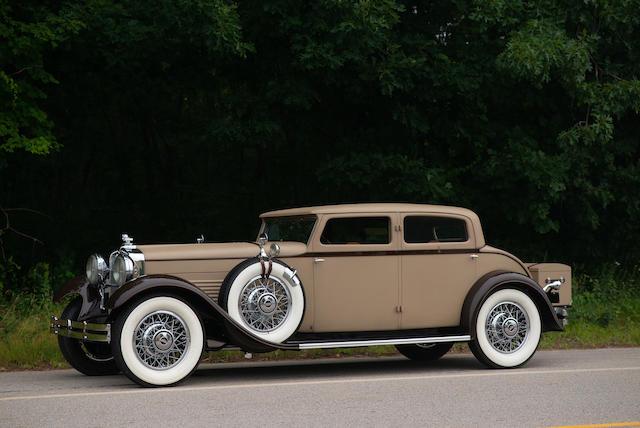 <b>1930 Stutz SV-16 Monte Carlo</b><br />Chassis no. M8-54-CD27S<br />Engine no. 32515<br />Body no. 54-315