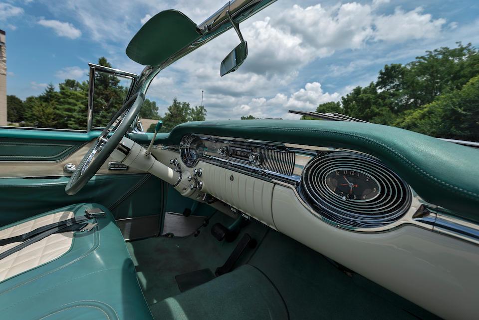 <b>1956 Oldsmobile 98 Starfire Convertible</b><br />Chassis no. 569L9662